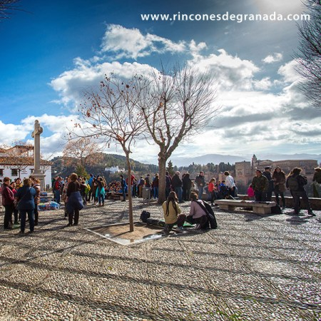 Mercado del Agua @ Mirador de San Nicolás