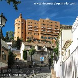 HOTEL ALHAMBRA PALACE Uno de los hoteles más antiguos de Granada