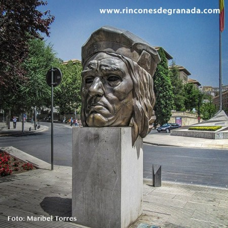 MONUMENTO AL GRAN CAPITÁN