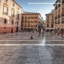 PLAZA DE LAS PASIEGAS Su nombre hace referencia a las mujeres cántabras que llegaron a Granada