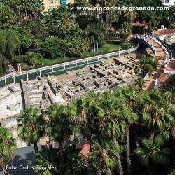 FACTORÍA DE SALAZONES DEL MAJUELO – ALMUÑÉCAR En época romana fue una zona industrial