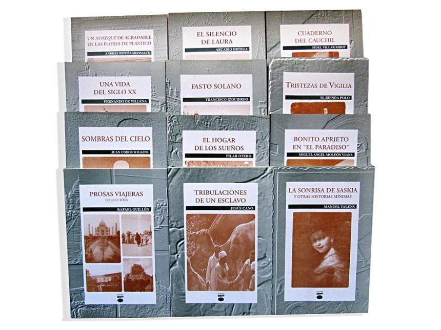 libros de autores granadinos