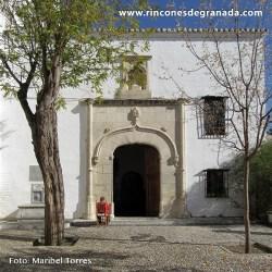 CONVENTO DE LA CONCEPCIÓN Uno de los mejores miradores hacia la Alhambra