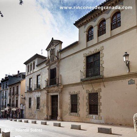 Palacio de los Marqueses de Cartagena o casa de los Herrasti
