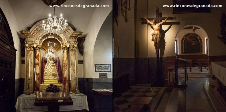 Nuestra Señora del Amor y el Trabajo - Cristo de la Buena Muerte