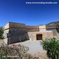 CASTILLO DE LA HERRADURA Testigo mudo de la guerra contra los franceses