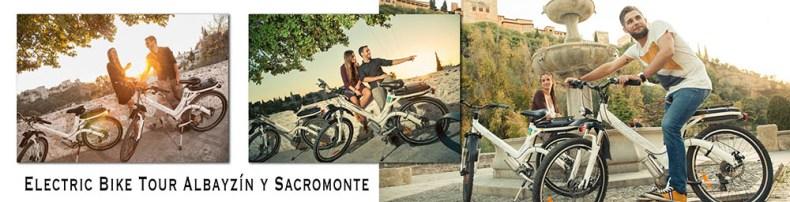 Electric Bike Tour Albayzín y Sacromonte
