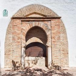 ALJIBE DE SAN MIGUEL BAJO Recoge las aguas de uno de los ramales de la acequia de Aynadamar