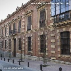 CASA PALACIO DE LOS DUQUES DE GOR Un caserón nobiliario de finales del siglo XIX