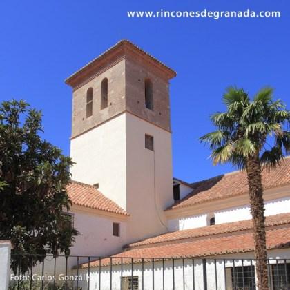 TORRE MUDÉJAR – Iglesia de Nuestra Señora de la Anunciación de Lanteira