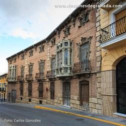 CASA PALACIO DE LOS PENALVA Un importante ejemplo del modernismo andaluz