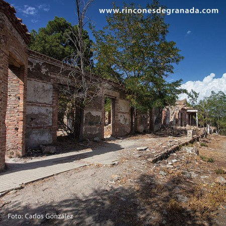 Sanatorio Antituberculoso de La Alfaguara