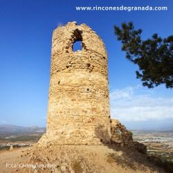 TORREÓN DE ALBOLOTE Torre de Sierra Elvira