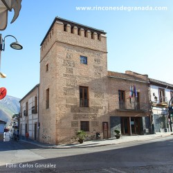 CASA-PALACIO CONDES DE SÁSTAGO Construida sobre una torre de alquería musulmana