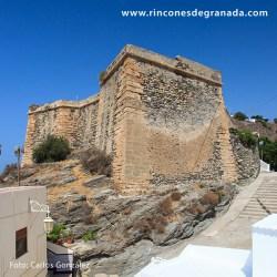 CASTILLO DE LA RÁBITA una fortificación emblemáticas en la defensa del litoral
