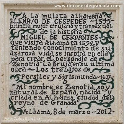 ELENA - ELENO CÉSPEDES - ALHAMA