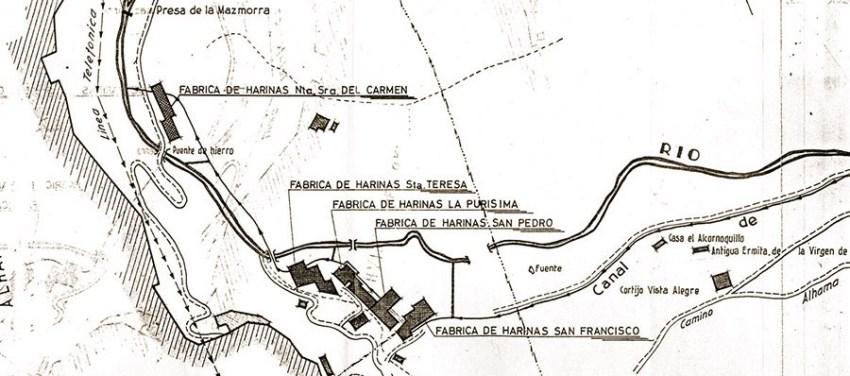 FÁBRICAS DE HARINAS – ALHAMA