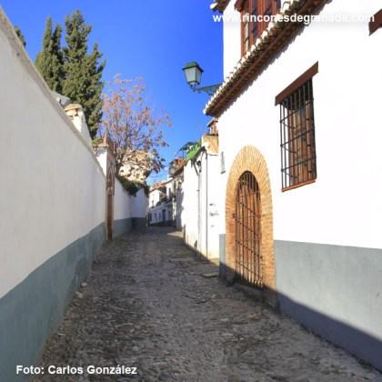 Aljibe Colorado - Calle Larga de San Cristóbal