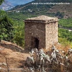 TORRE DEL MONJE – ALMUÑÉCAR Construida en el siglo I