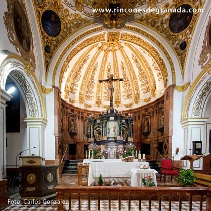 ALTAR MAYOR - HOSPITAL DEL CORPUS CHRISTI