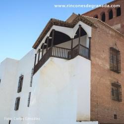 PALACIO DE PEÑAFLOR - PALACIO DE LOS BARRADAS