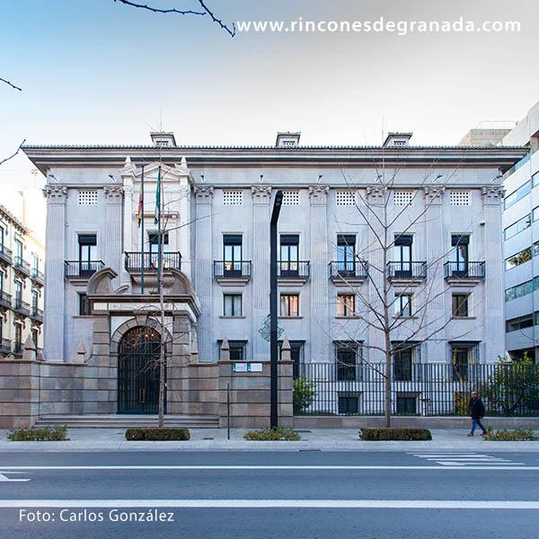 EDIFICIO BANCO DE ESPAÑA - GRANADA