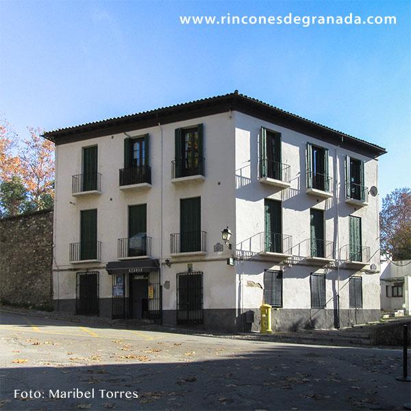 El estudio de Mariano Fortuny en Granada