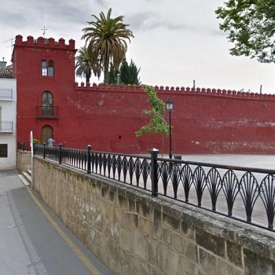 CASTILLO DE ALHAMA- GRANADA - Foto: google maps