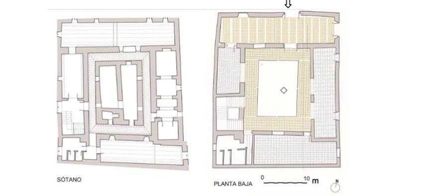 CASA PALACIO DE LOS SALAZAR - Valentina Pica