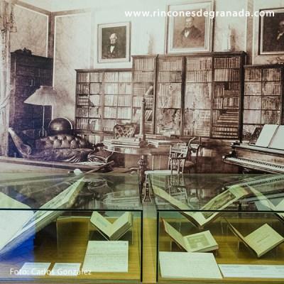 Biblioteca de los Loring - Torre de la Justicia