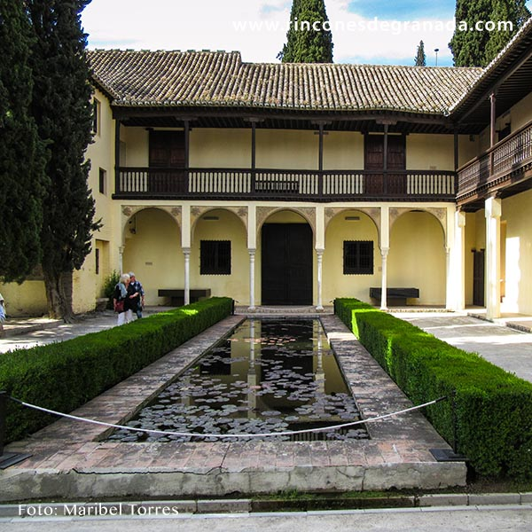 CASA DEL CHAPIZ - ALBAICÍN