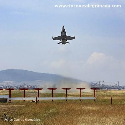 F18 - BASE AÉREA DE ARMILLA