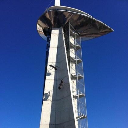 Torre de observación del Parque de las Ciencias de Granada - Foto: Antonio Periago Miñarro