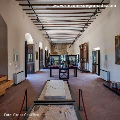 MUSEO DE LOJA - ALCAZABA DE LOJA