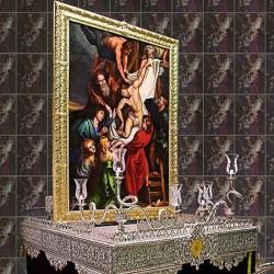 Santísimo Cristo de los Milagros - Marchal