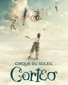 Corteo - Cirque Du Soleil en Granada