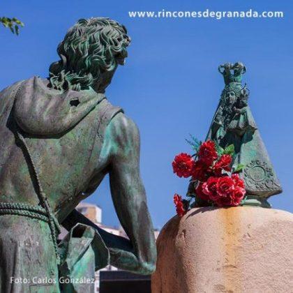 MONUMENTO AL PASTOR DE COLOMERA