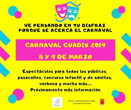Carnavales de Guadix - 2019
