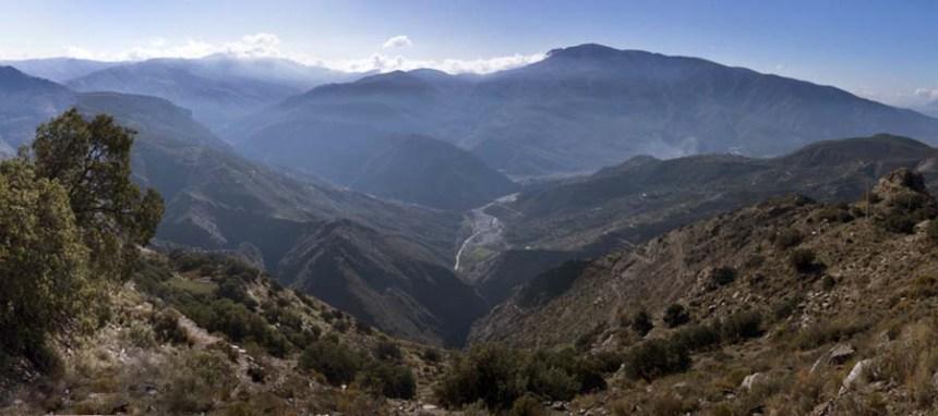 Camino a las minas del Conjuro - Foto: Manuel Millán Herce Pagliai.
