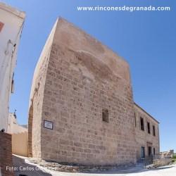 TORRE DEL HOMENAJE DE LA ALCAZABA DE LOJA Fue un símbolo de poder de la ciudad durante siglos
