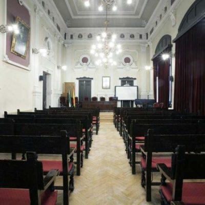 Salón de actos - Instituto Padre Suárez