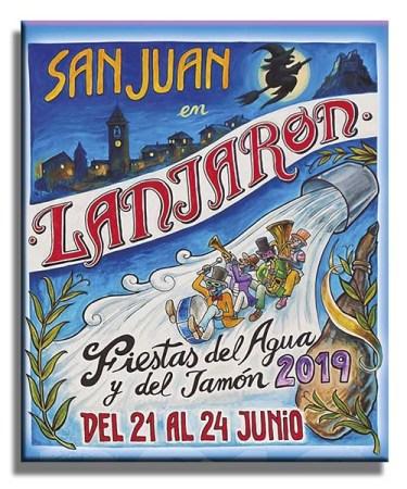 FIESTAS DE SAN JUAN LANJARÓN -  2019 @ Lanjarón