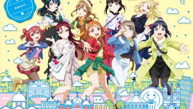 Love Live! Sunshine!! The School Idol Movie Over The Rainbow,