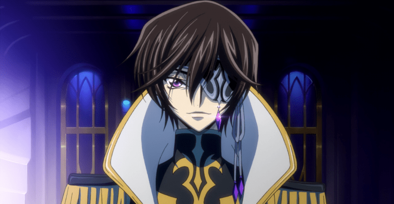 Code Geass: Lelouch of the Re; surrection
