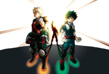 My Hero Academia THE MOVIE -Heroes: Rising-