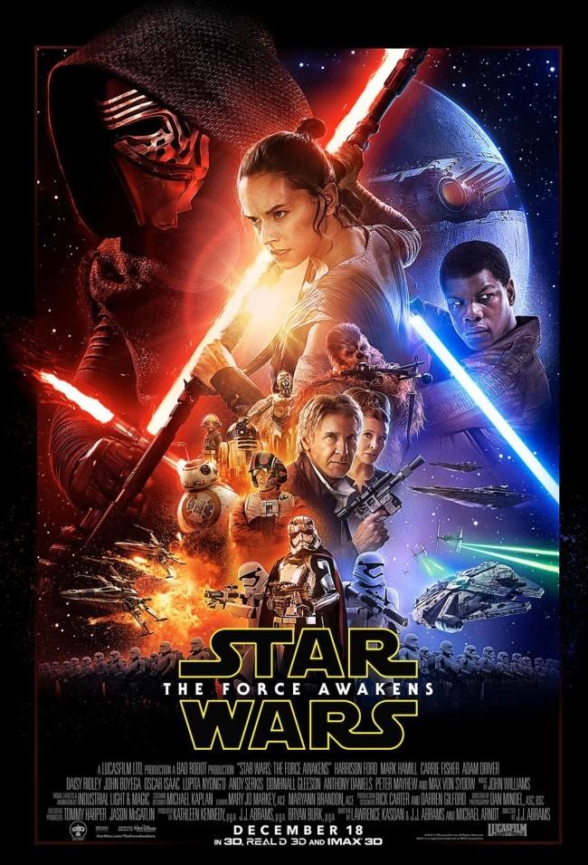 Star wars nuevo trailer