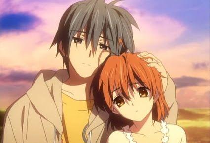 Tomoya y Nagisa