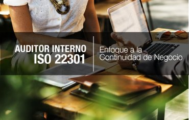 Auditor Interno ISO 22301