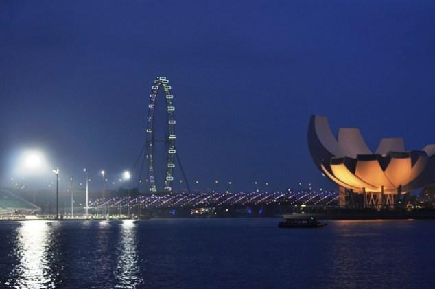 @Marina Bay - Singapore