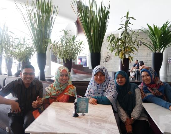 Bersama teman-teman blogger